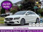 $24,595 2017 Mercedes-Benz CLA-Class with 66,567 miles!