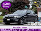 $37,995 2018 BMW 540i with 47,697 miles!