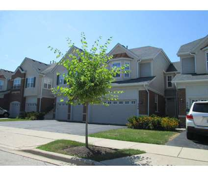 Rent in Vernon Hills! Popular 2 Story Townhome Features 3 Bedrooms at 348 Pine Lake in Vernon Hills IL is a Condo