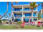 This luxury vacation rental overlooks