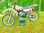 1980 Yamaha YZ 1980 Yamaha YZ125 YZ175 125 RM YZ CR KX KTM