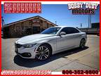 2020 BMW 4 Series 430i Convertible POWER PASSENGER SEAT SECURITY SYSTEM