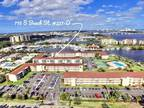 Daytona Beach Two BR Two BA, Enjoy the marina view from your