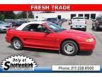 1997 Ford Mustang V6