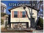5724 Calverton St