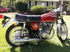 1973 Honda CB 1973 Honda CB450