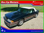 1988 Ford Mustang GT Convertible Original Low Mile Survivor