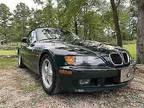 1997 BMW Z3 1.9 1997 BMW Z3 Convertible Green RWD Manual 1.9