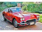 1962 Chevrolet Corvette Automatic Convertible