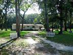 $700 / 4br - 1848ft² - 4/2 manufactured home on 2 plus acres (Jennings Fl.