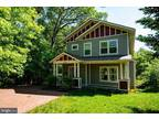 Takoma Park Four BR Three BA, Just 6 years old and nestled in a park