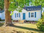 Home For Rent In Rocky Mount, North Carolina