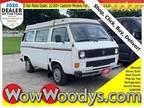 1982 Volkswagen Vanagon Camper Van 0ft