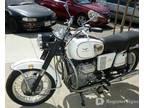 1970, Moto Guzzi , Ambassador