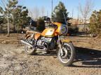 1976 BMW R90s Motorcycle Daytona Orange