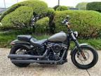 2019 Harley-Davidson FXBB Street Bob - McKinney,TX