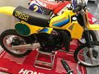 1982 Suzuki RM 1982 Suzuki RM 250 - Restored with OEM Parts