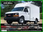 2014 GMC Savana 3500 Box Truck 2014 GMC Savana Cutaway 3500