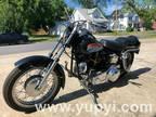 1972 Harley-Davidson FX Boattail Super Glide