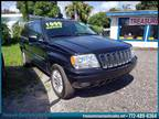 2002 Jeep Grand Cherokee Limited 4WD 4dr SUV