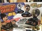 Hunter Series Interactive Toy Shooting Gallery Target Game -