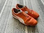 Mens Puma Golf Shoes 187089 05 Size 13 ORANGE Rickie Fowler