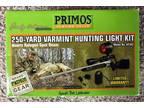 NEW Primos 250 Yard Varmint Hunting Scope Light Kit 62362