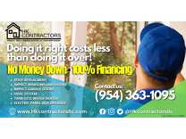 Homeowner upgrade your home with our multiple financing options