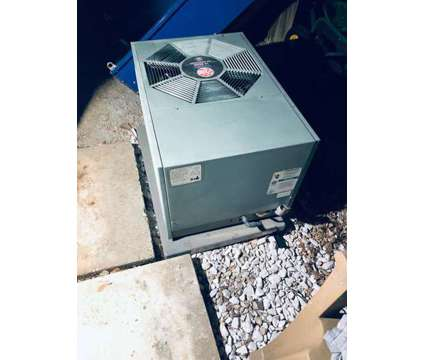 3 Ton Rheem A/C Central Unit is a Used Everything Else for Sale in Ferguson MO