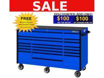 """72"""" Extreme Tools Rolling Tool Box"""