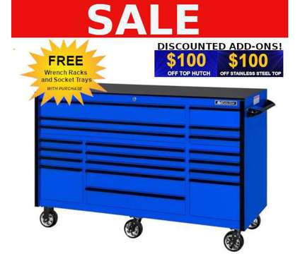 """72"""" Extreme Tools Rolling Tool Box is a Other Home Tools for Sale in Concord NH"""