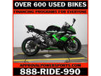 Used 2016 Kawasaki Ninja® ZX™-6R KRT Edition