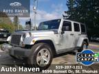 2008 Jeep Wrangler Unlimited Sahara | Clean Carfax | 17 Service Records