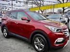 Used 2017 Hyundai Santa Fe Sport for sale.
