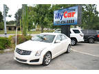 2013 Cadillac ATS White, 98K miles