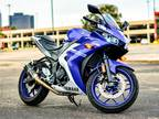2017 Yamaha YZF-R3