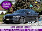 $40,995 2018 BMW 540i with 40,201 miles!