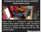 Economical vacation rental property near pigeon forge