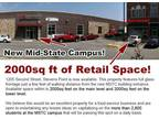 1995ft² - Now Renting Downtown Stevens Point Retail Space