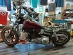 1980 Harley-Davidson Fxs Harley davidson shovelhead fxs