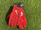 Nike Superbad 5.0 NFL KILLATRAV KC CHIEFS Football Gloves