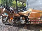 1976 Harley-Davidson FL 1976 Harley-Davidson FL Brown