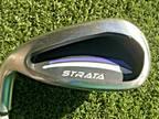 "Strata Golf 9 Iron / LH / Ladies Graphite ~35"" / Original"