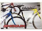 "Bike Advertising Vinyl Banner Sign - Shogun GMC Razor 25"" x"