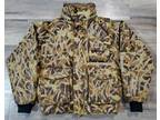 Gamehide Camo Duck Hunting Jacket Men's Size Medium Coat