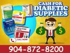 WE PAY CASH FOR DIABETIC TEST STRIPS! Dependable, Honest, Fast