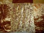 Patchwork Velvet Blanket Quilt Throw Tablecloth Bed Cover