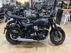 2022 Triumph BONNEVILLE BOBBER Motorcycle for Sale