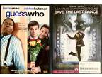 Guess Who & Save The Last Dance $5 DVD Combo Special