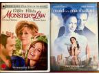 Monster-In-Law & Maid In Manhattan $5 Dvd Combo Special